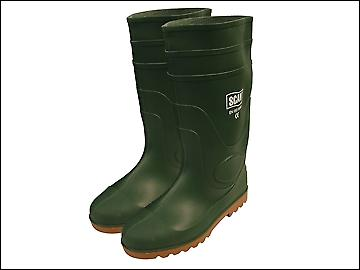 Scan Wellingtons (Non Safety) UK 12 Euro 47