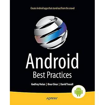 Android Best Practices by Nolan & Godfrey