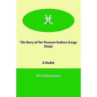 Historien om Treasure Seekers af Nesbit & Edith