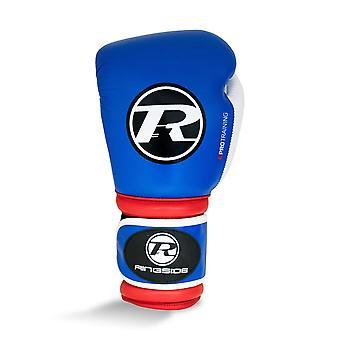 Ringside Pro Training G1 bokshandschoenen blauw