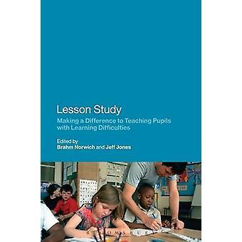 Lesson Study by Brahm Norwich