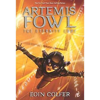 The Eternity Code by Eoin Colfer - 9780606320924 Book