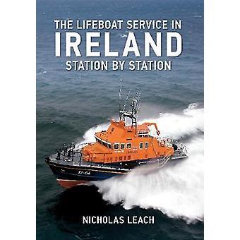 Der Rettungsdienst in Irland von Nicholas Leach