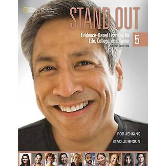 Stand Out - 5 by Staci Johnson - Rob Jenkins - 9781305655645 Book