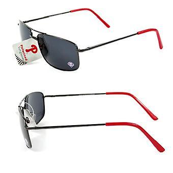 Philadelphia Phillies MLB occhiali da sole polarizzati con montatura in metallo