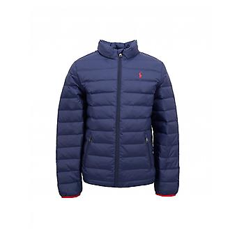 Polo Ralph Lauren Childrenswear Ralph Lauren Packable Quilted Down Jacket