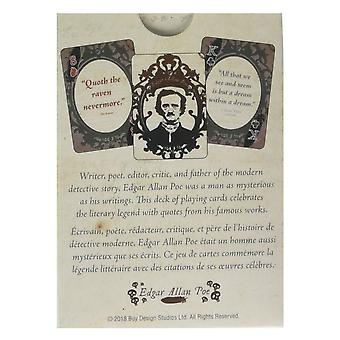 William Shakespeare Playing Cards