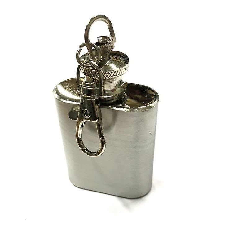 Smal stainless Hip-flask - fickplunta - 30ml / 1oz