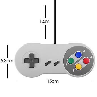 Retro x2 SNES Compatible Replacement Controller Gamepad - By TRIXES