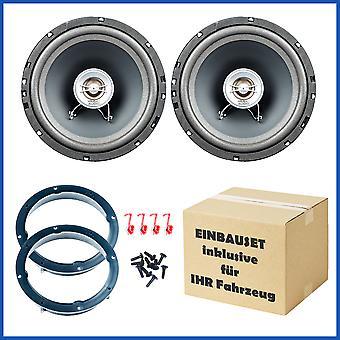 Speaker Set geschikt voor Volvo S60, V70, V70XC deur vooraan