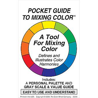 Pocket Guide To Mixing Color Cw3452