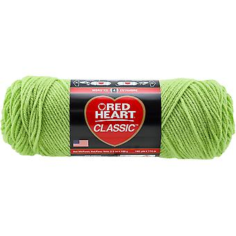 Red Heart Classic Yarn-Lime E267-1625