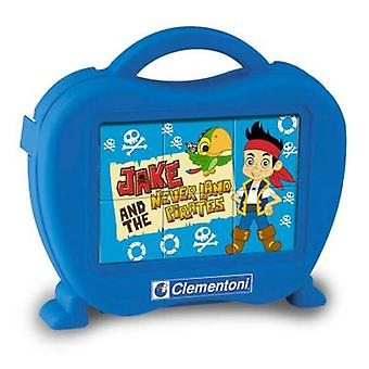 Clementoni Puzzle 6C.Jake And The Pirates (Toys , Preschool , Puzzles And Blocs)