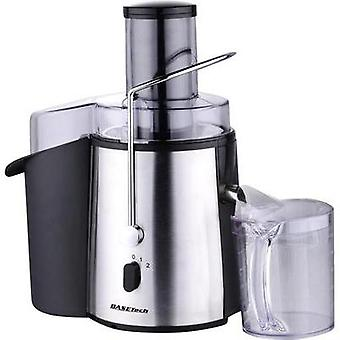 Juicer Basetech PC 700 850 W Stainless steel, Black