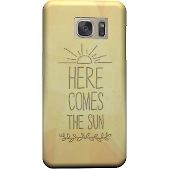 Here comes the sun cover for Galaxy Note 5