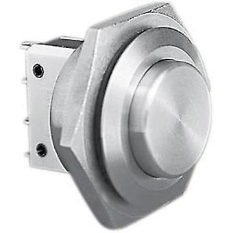 Tamper-proof pushbutton 250 Vac 5 A 1 x Off/(On) ESKA Bulgin MP0038/2 IP66 (front bezel sealed) momentary 1 pc(s)