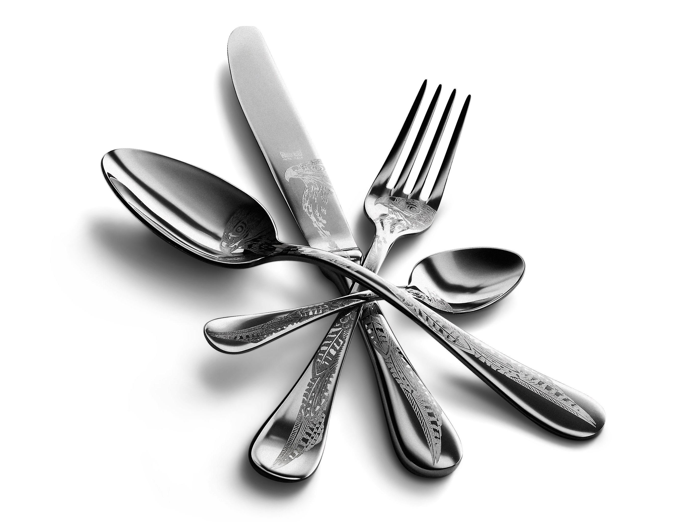 Mepra Caccia 24 pcs flatware set
