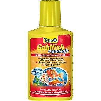 Tetra Goldfish Aquasafe 100ml (Pack de 12)