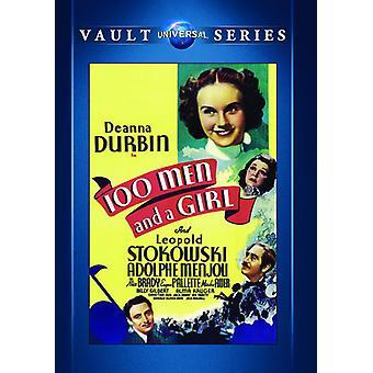 100 Men & a Girl [DVD] USA import