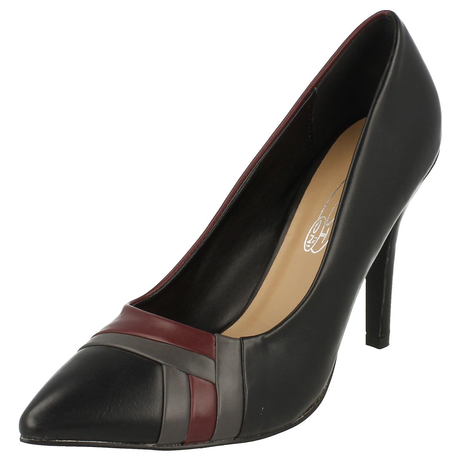 Ladies On Spot On Ladies Court Shoes/Gentlemen/Ladies/ Beautiful Color 3d4e64