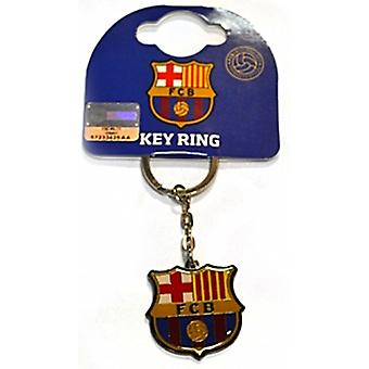 FC Barcelona Crest metal / Brelok do kluczy (bb)