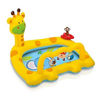 Intex Swimming Pool Giraffe Smiley 112X91X72 Cm