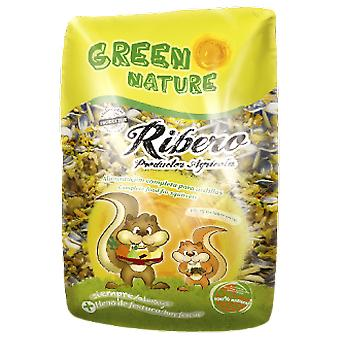 Ribero GREEN NATURE SQUIRRELS (Small pets , Dry Food and Mixtures)