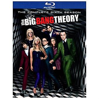 Big Bang Theory - Big Bang Theory: Staffel 6 komplett [BLU-RAY] USA import