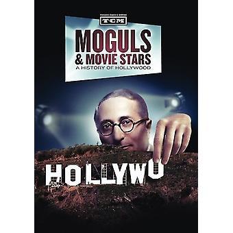 Magnatas e estrelas de cinema: um história de Hollywood [DVD] EUA importar