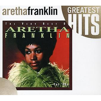 Aretha Franklin - Aretha Franklin: Vol. 1-meget Best av [DVD] USA import