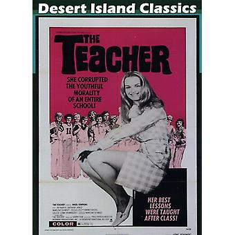 Teacher (1974) [DVD] USA import