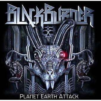 Blackburner - Planet Earth aanval [CD] USA importeren