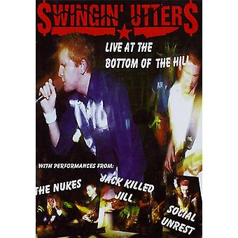 Swingin ' Utters - Live au bas de la colline [DVD] USA import