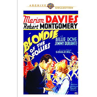 Blondie of the Follies [DVD] USA import