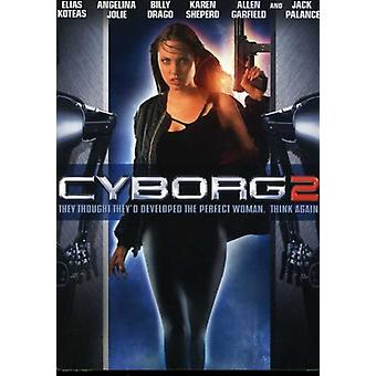 Cyborg 2 [DVD] USA import