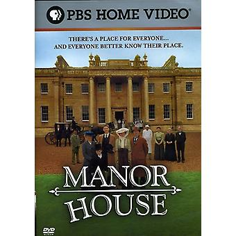 House - Manor House [DVD] USA import