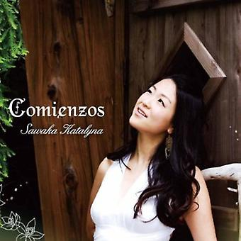 Sawaka Katalyna - Comienzos [CD] USA import