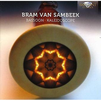Boddecker/Rossini/Saint-Saens/Gubaidulina/Piazzoll - Bassoon Kaleidoscope [CD] USA import