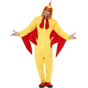 Huhn Hühner Hahn Kostüm Erwachsene