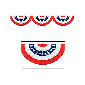 USA patriottische Jointed kartonnen Bunting