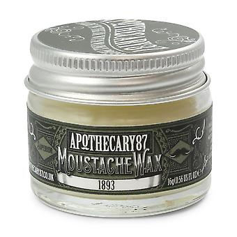 Apothecary 87 1893 Moustache Wax 16g