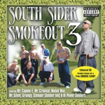 Southsider Smokeout - Vol. 3-Southsider Smokeout [CD] USA import