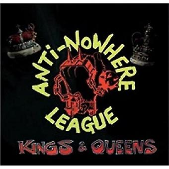 Anti-Nowhere League - Kings & Queens [CD] USA import
