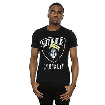 Notorious BIG mænds berygtede Brooklyn T-Shirt