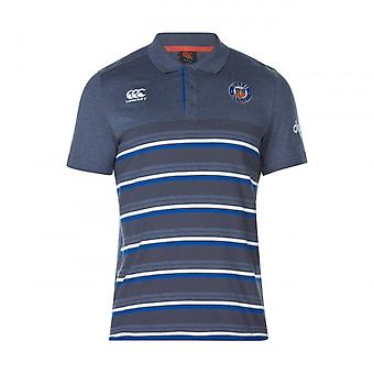 2017-2018 bad Rugby bomull Pique Polo skjorte (ni jern)