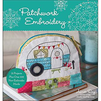 Lark Books-Patchwork Embroidery LB-09244