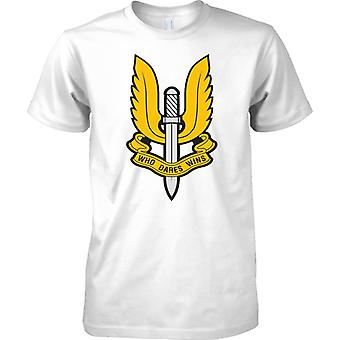 British Army Special Forces - Special Air Service SAS - Kids T Shirt