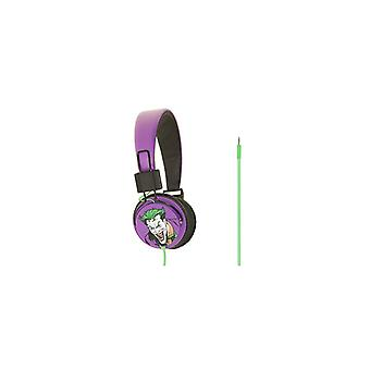 THE JOKER Hörlur Tween On-Ear Lila Joker