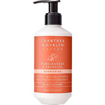 Crabtree & Evelyn granatæble & Argan Oil bodylotion