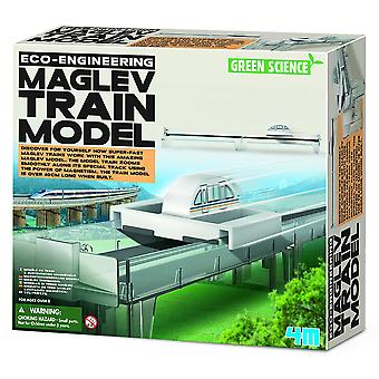 Great Gizmos 4M Maglev Train Model